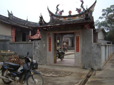 闽南宫庙记略(89):吾坑龙兴岩 - 老陶e - 闽南民俗、风物