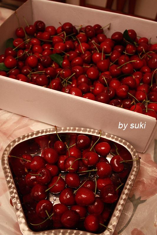 樱桃/cherry - 小suki - 小suki的电玩便当