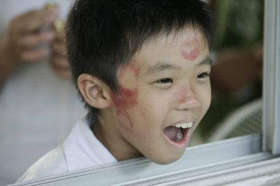 资料图片:影片《囧男孩》剧照(10)