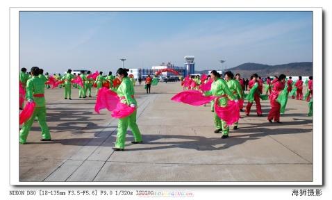 长海的飞机复航了 - 海狮 - 海狮de视觉空间