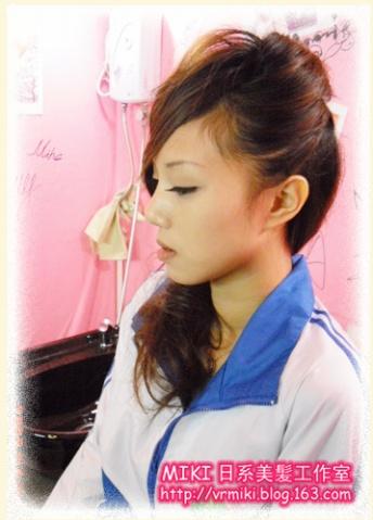109小恶魔造型 - miki楚 - MIKI日系美髪工作室-专业日系发型