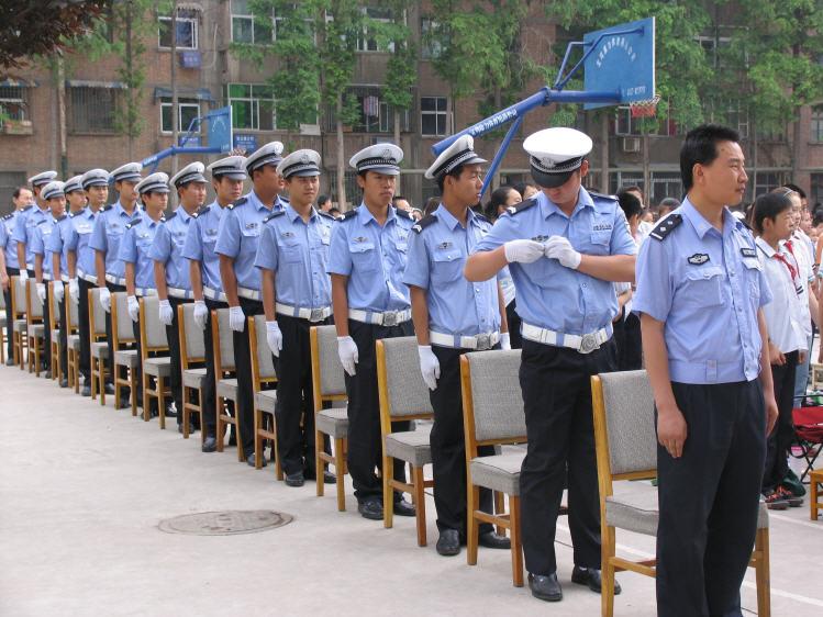 警事青春 - 景军 - 制服与皮革天地