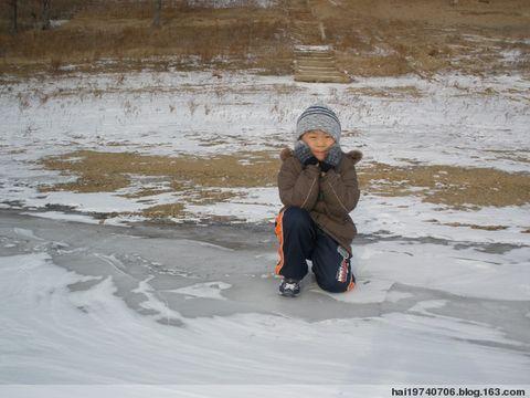 2008年12月14日 - 水 - 海蓝蓝水青青