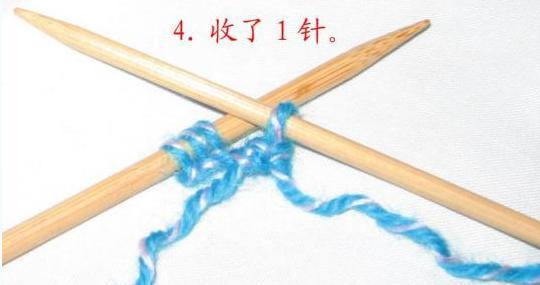 两种起头方法——(一)平针不卷边的衣边织法 (二)起出狗牙针 - 芙蓉的日志 - 网易博客 - leeyun - 童话森林的博客