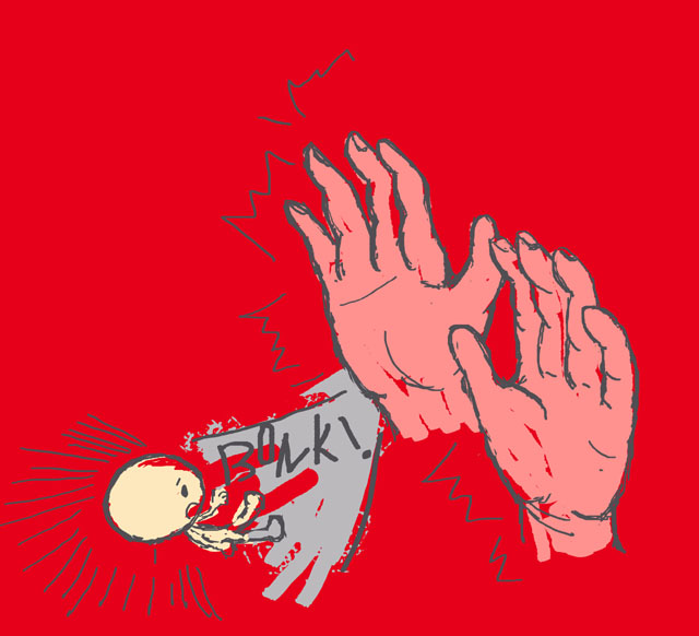 无辜的小鬼(组图)—纪念所有被堕胎的胎儿! - 临 - 堕胎就是杀人---杀自己的孩子