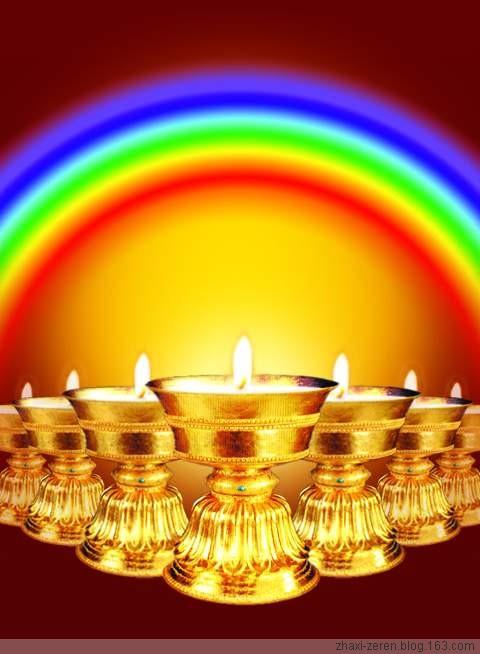 供灯对亡者的利益 转载 - 拨云见月 - 我眼中的皇觉寺