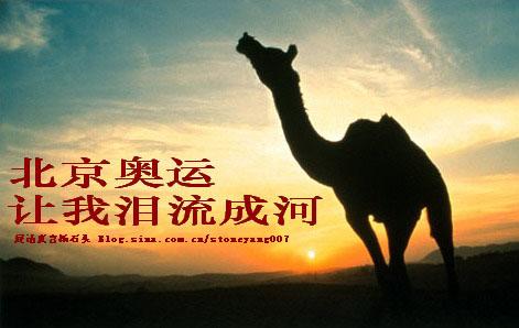 杨石头好文共赏7:911后的北京奥运 让我泪流成河 - 杨石头 - 杨石头网易分舵