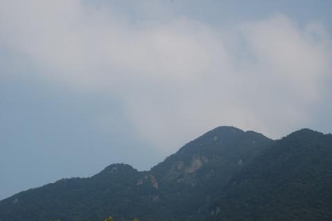 初 访 天 姥 山 - 山水悠游 - 山水悠游的博客