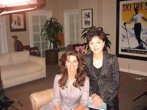 Maria Shriver,站在巨星身边的成功 - 杨澜 - 杨澜 的博客