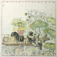 (六) - 平湖墨客 - 颜建国的书画评论和文学原创博客