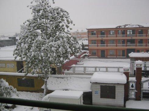 入冬北方第一次大雪 - wfan5109 - wfan5109的博客