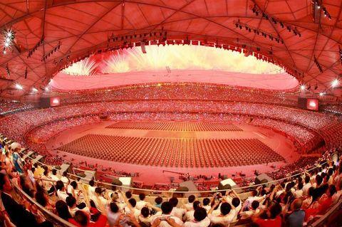 与北京奥运相关的感动 - 乐儿 -  乐儿小筑