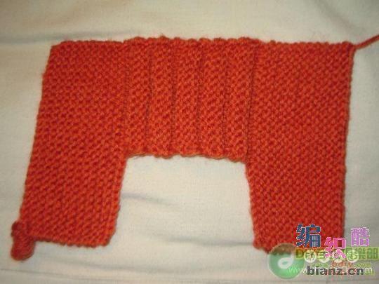 婴儿鞋的编织方法 - 梅兰竹菊 - 梅兰竹菊的博客