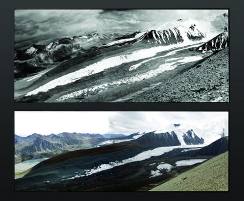 青藏高原惊现中国最大冰川群 - 外滩画报 - 外滩画报 的博客