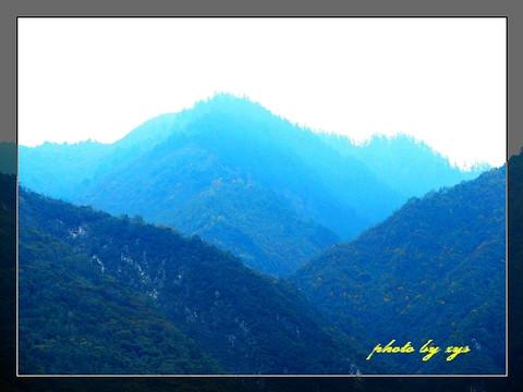 [原创]中华古村(11)四川磨西《夜行船》 - 自由诗 - 人文历史自然 诗词曲赋杂谈
