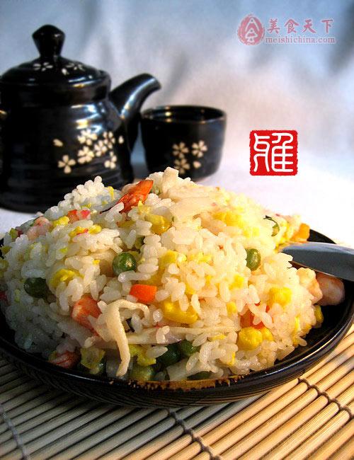 各种炒饭做法 - 山野村夫 - jiangtaigong