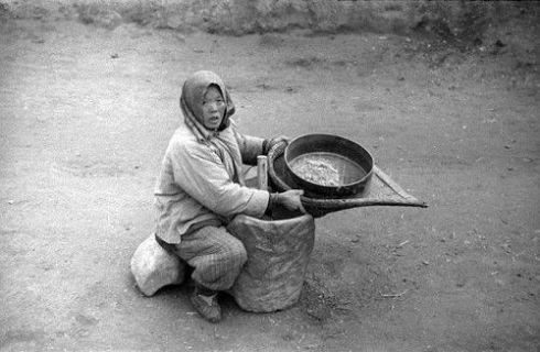 1943年美国记者在河南拍摄的照片(上集) - 雅昌收藏 - 雅昌老唱片