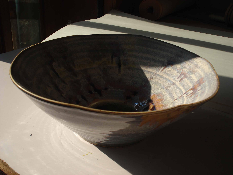 弃笔时代垃圾作品----我的瓷器处理作 - 会笑的蜻蜓 - 会笑的蜻蜓