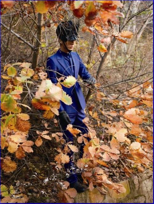 名模张亮自述9312;:童年住在一个山顶的村子里 - 110414 - 左岸麦田の魔男志