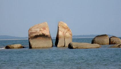 海边即景 - saint.baobao - 新新新时代-老包的可持续生活
