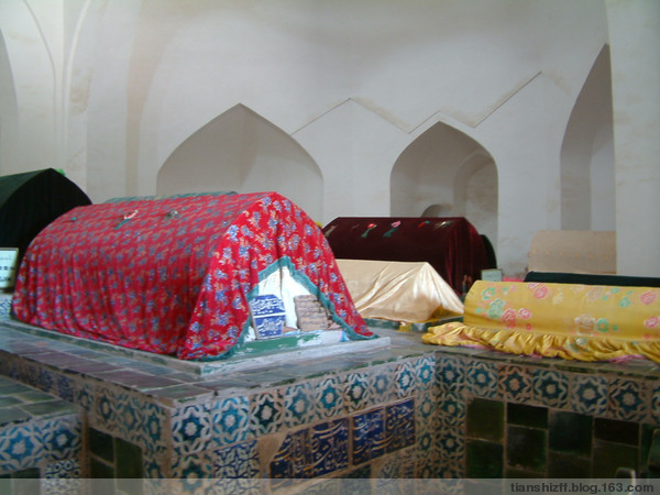 (原创)喀什行--香妃墓 - 殇殇 - tianshizff的博客