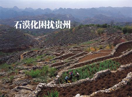 石漠化困扰贵州(一) - 华夏地理 - 华夏地理的博客