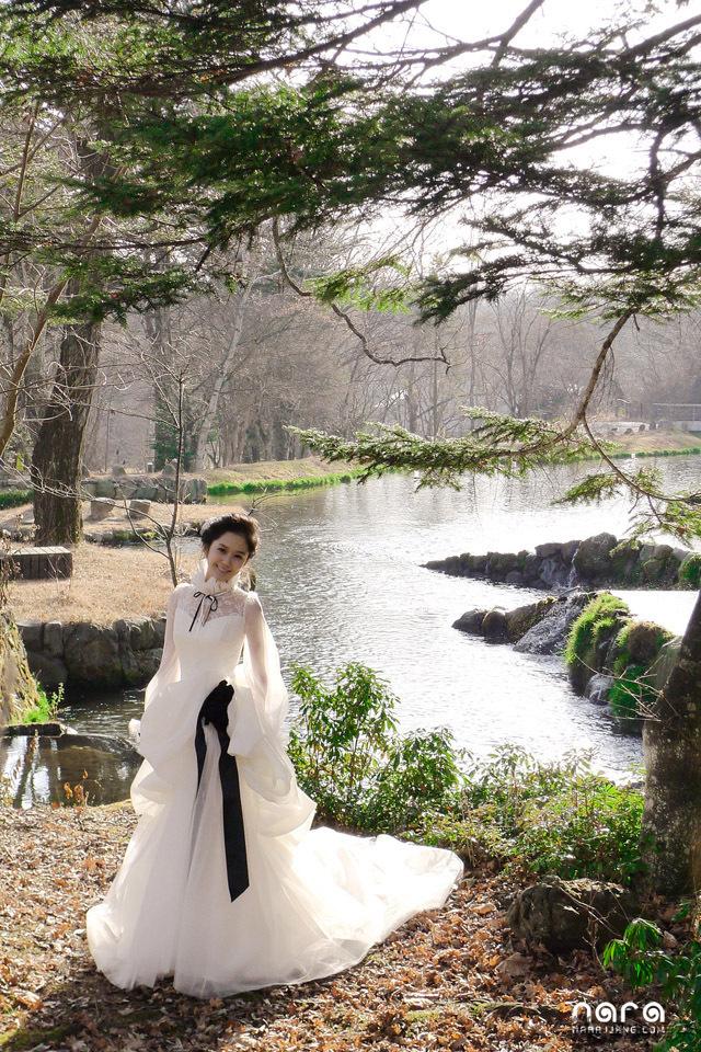 美丽的新娘张娜拉 - 雪莲花 - 雪莲花的博客
