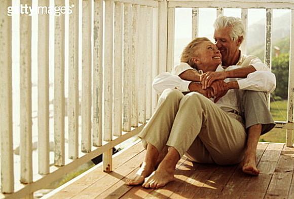 有一种爱叫白头偕老 - 水中月 - 我的天地