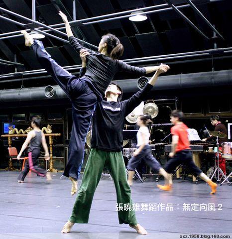 《無定向風2》:我的舞台作品 - 野熊 - 野熊荒地