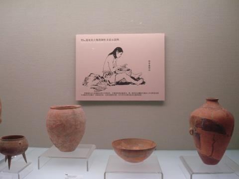 【引用】山西博物院——文明摇篮 - 漪汾夕照 - 漪汾夕照