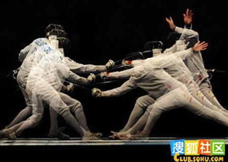 老外镜头里的绝美奥运会(多图) - 天高云淡 - 天高云淡