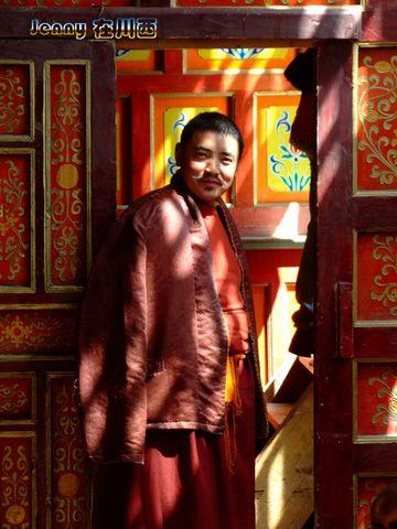 2007十一康巴川行.3.--八邦,得来不易的一日 - jennyyjw - yang-jenny的旅行博客