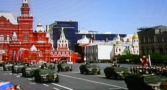俄罗斯虎式越野吉普.高清图片