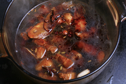 送给各位战友的美食制作----海带烧肉 - 十连 - 十连战友的家