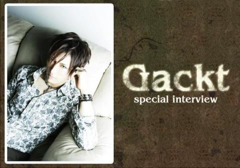 Gackt NEWS - vividchrist - 紫獄