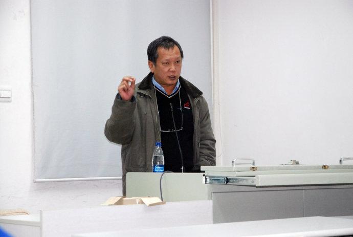 前两天我的讲座 - 刘兵 - 刘兵的博客