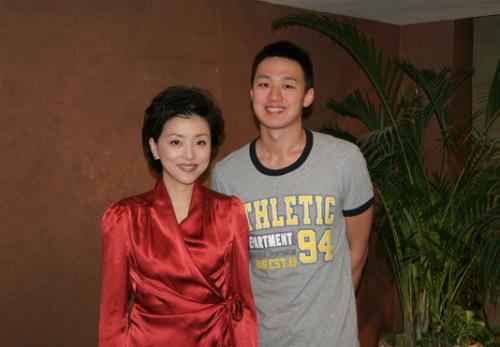 专访张琳——冠军之路 - 杨澜 - 杨澜 的博客