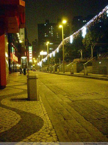 无意中走进澳门大街小巷 - 卓三 - 卓三的博客
