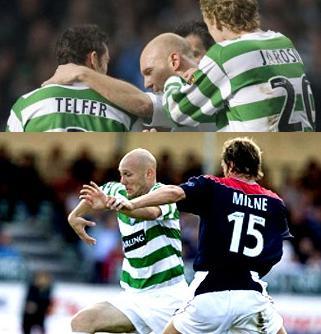 苏格兰超级联赛第二十轮 Celtic 1 0 Falkirk 23.12.2006
