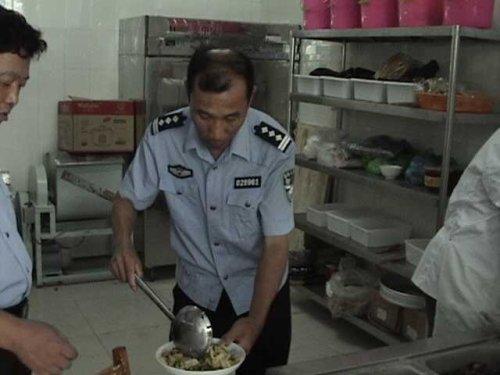 邢台市巡警特警支队民警小食堂正式开张运作 - xt5999995 - 赵文河的博客