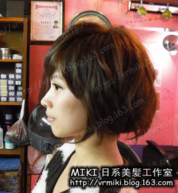 马德里不思议-蔡依林发型 - miki楚 - MIKI日系美髪工作室-专业日系发型
