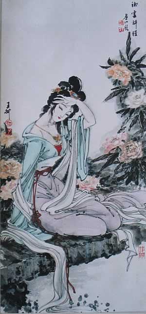 红楼梦金陵十二钗(王翀)_ - 香儿 -