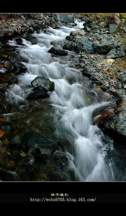 【原创摄影】关于水的记忆 - 雄子 - 雄子言语
