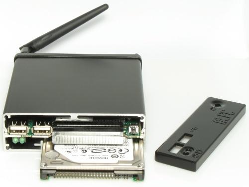世界体积最小的个人电脑:fit-PC Slim - 苗得雨 - 苗得雨:网事争锋