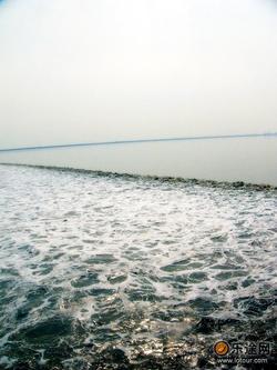 菩陀山观海看潮