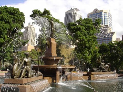 我去澳新游之三《饱览澳洲风光》2 - 悠游自得 - 悠游自得博客