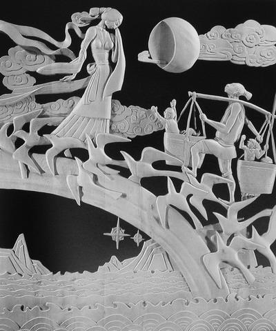 七夕节与牛郎织女的传说(组图) - 视点阿东 - 视点阿东