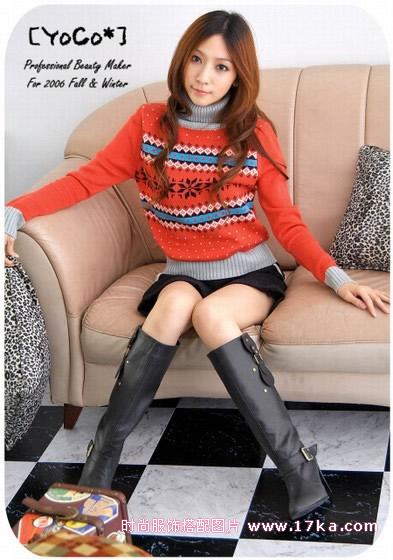 [搭配]冬季服饰的搭配② - 玩美掌门 - Perfect Girls