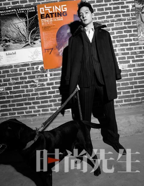 《时尚先生》圣诞巨献——吴彦祖:不羁的锈斑(下) - 《时尚先生》 - hiesquire 的博客