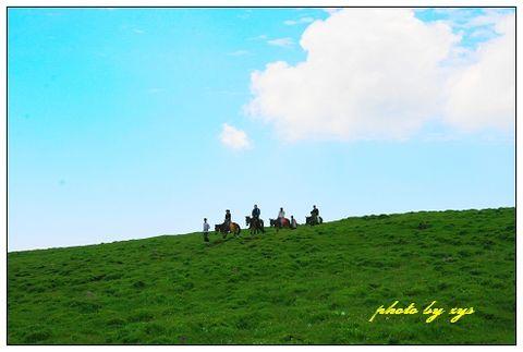[原创]神州山水(13)山西宁武马仑草原《》 - 自由诗 - 人文历史自然 诗词曲赋杂谈